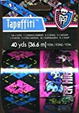 Monster High Tapeffiti Tape - 2 in X 20 yds (2-Pack) (40 yds Total)