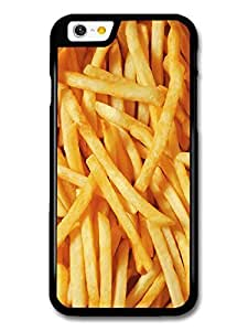 AMAF ? Accessories French Fries Close Up Food Potato case for iPhone 6