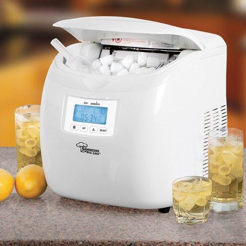 Portable Ice Maker (Proline Savoureux compare prices)