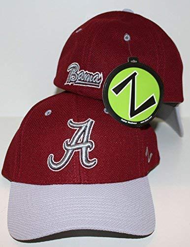 Amazon.com   ZHATS University of Alabama Crimson Tide A Top Red ... 04ca6e3fb769