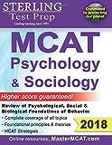 Sterling Test Prep MCAT Psychology & Sociology: Review of Psychological, Social & Biological Foundations of Behavior
