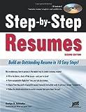 Step-by-Step Resumes, Evelyn U. Salvador, 1593577788