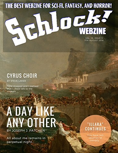 Schlock! Webzine Vol. 10, Issue 5