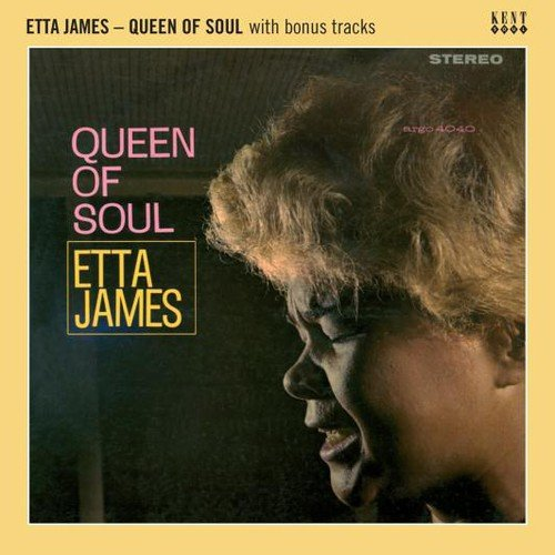 CD : Etta James - Queen of Soul (United Kingdom - Import)