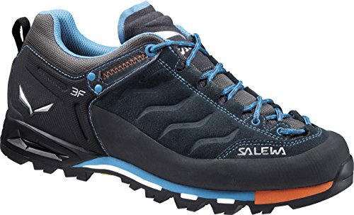 Blue Mountain Rain Boot (Salewa Mountain Trainer GORE-TEX Women's Walking Boots - AW15 - 5.5 - Blue)
