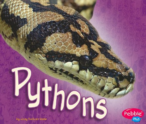 Pythons (African Animals) PDF