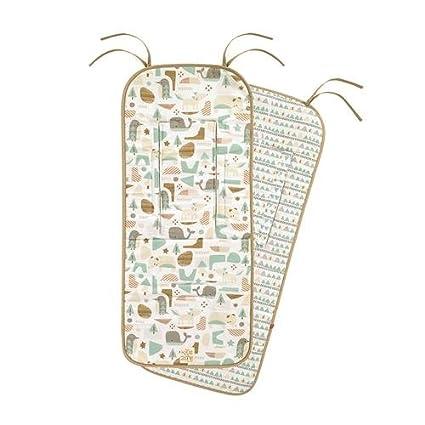 Jané 080257SL T37 - Colchoneta algodón reversible: Amazon.es ...