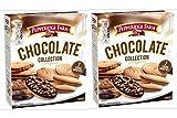 Pepperidge Farm Chocolate Collection, 7 Cookies Varieties Box 13 oz. (Pack of 2)