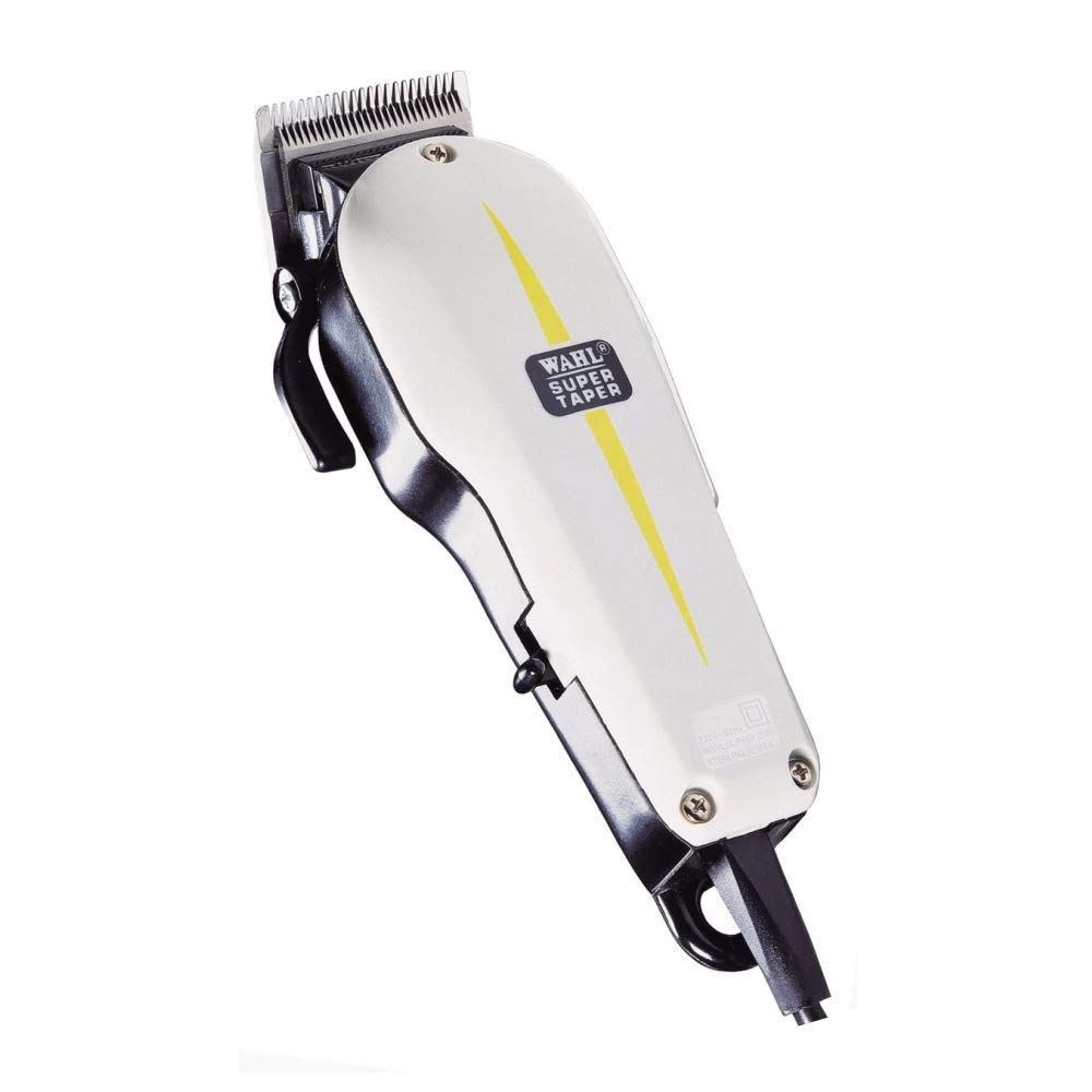 Wahl Professional 08466-424 Super Taper Professional Corded ...