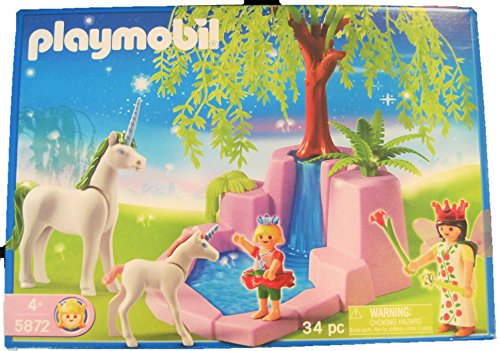 Playmobil 5872 Fairy Tale Unicorn Playset
