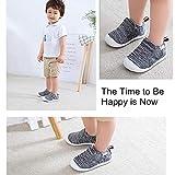 OAISNIT Baby Boys Girls Sneakers Anti Slip