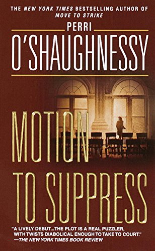 Motion to Suppress (Nina Reilly Book 1) cover