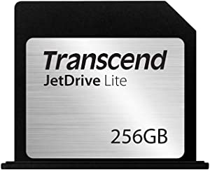 Transcend 256GB JetDrive Lite 350 Storage Expansion Card for 15-Inch MacBook Pro with Retina Display (TS256GJDL350)