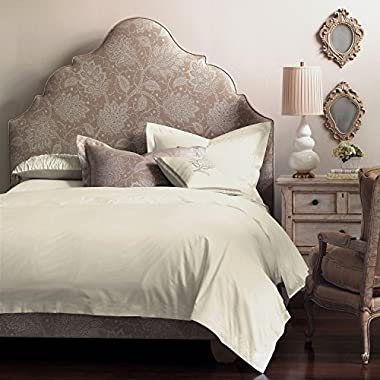 True Certified Organic 350 Thread count DUVET COVERS Soft and Luxurious - Queen Natural