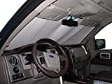 The Original Heatshield, Ford F-150 Truck (Extended Cab) 2009-2014, Silver Series Sunshade