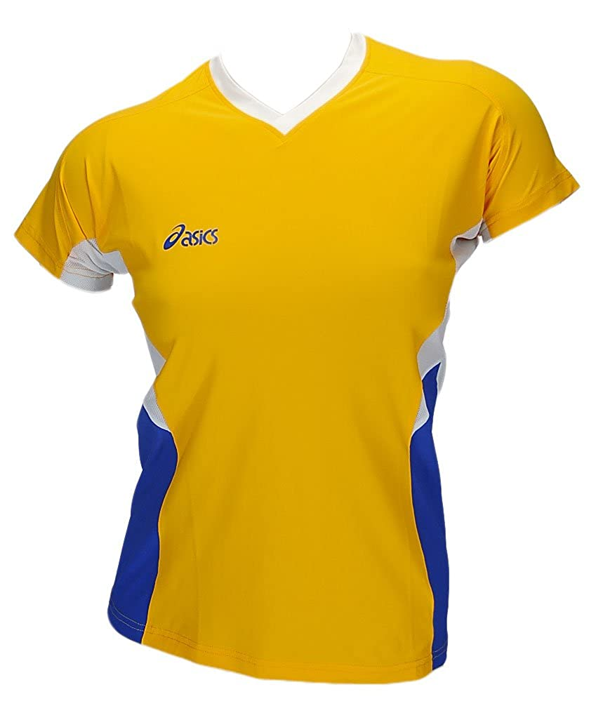 Asics Indoor Sports Volleyball Handball Trikot Offence Slee Top Femmes 0301 Art. 648203