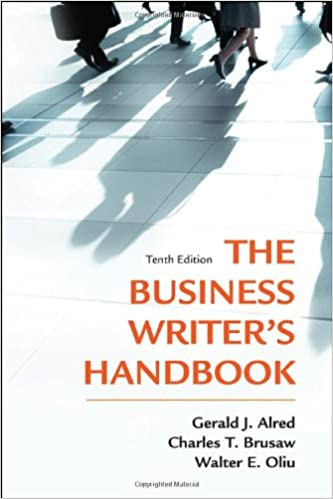report writers handbook