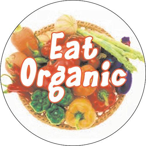 (Eat Organic Healthy Vegetarian Vegan Non-GMO Food Safety -)