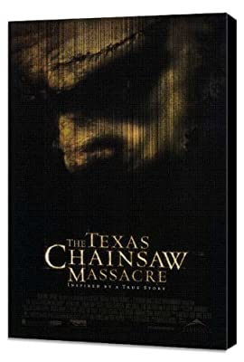 The Texas Chainsaw Massacre 27 x 40 Movie Poster - Style A - Museum Wrapped Canvas