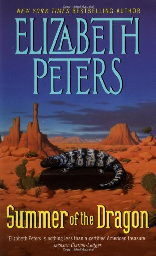 book cover of Summer of the Dragon