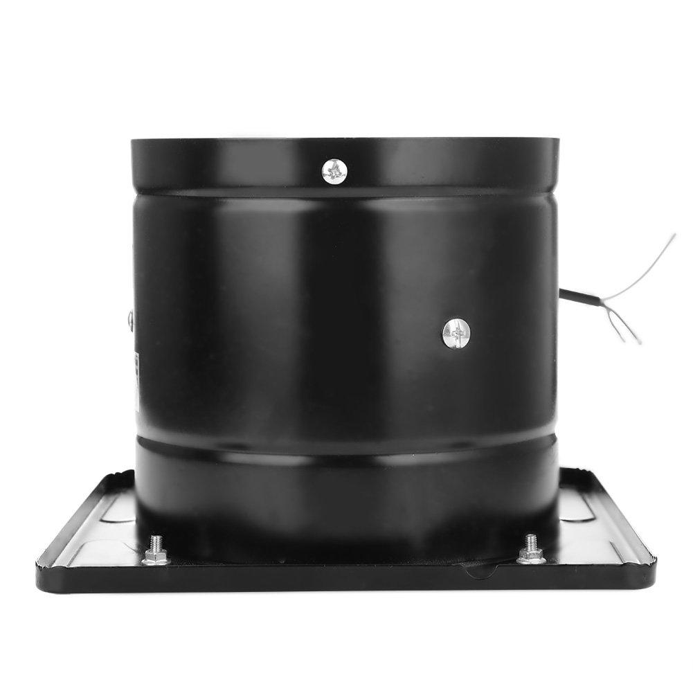 # 1 Ventilador del Cuarto de ba/ño 40W 220V Extractor montado en la Pared Ventilador de Poco Ruido Hogar ba/ño Cocina Aire Ventilaci/ón Ventilaci/ón de Aire