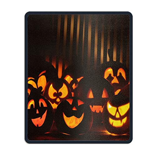 Halloween Wallpapers Non Slip Mouse Pad for Office, Computer, Laptop & Mac Mouse mat 8.66 x 7.08 inch]()