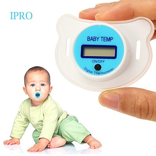 Price comparison product image Baby Pacifier Thermometer