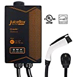 JuiceBox Pro 40 Lite: 40 Amp UL Listed Electric Vehicle Charging Station (EVSE) with 24-foot cable and NEMA 14-50 plug