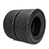 23X10.50-12 Lawn & Garden Tire Lawnmower / Golf Cart Turf Tires 4 Ply 23x10.50x12 Set of 2