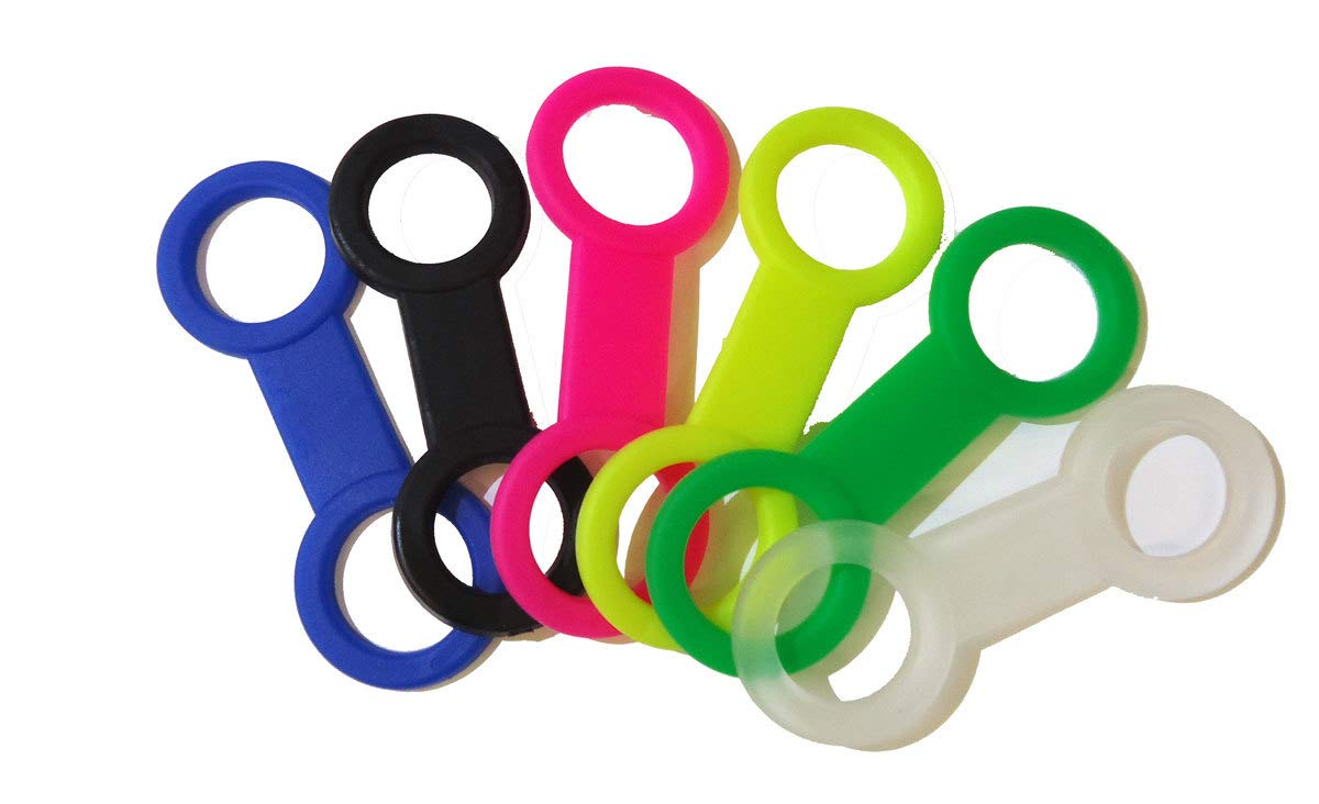 Clear Silicone Snorkle Keeper