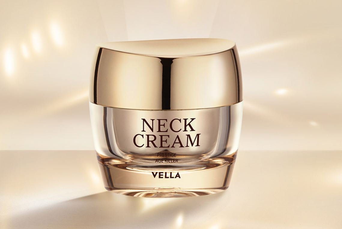 Image result for VELLA prestige neck cream
