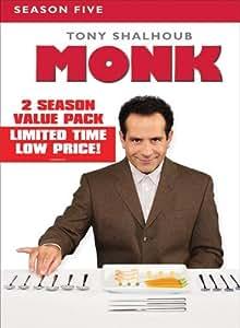 Monk: Season 5 & Six