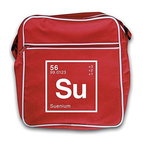 Element Dressdown Periodic Flight Retro Sue Red Bag RRE4q1nx