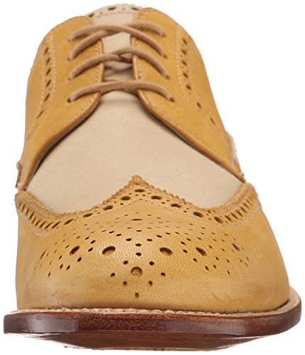 Tip Beige Marigold Leather Calf Gravati Womens Wing g6wzxR1Inq