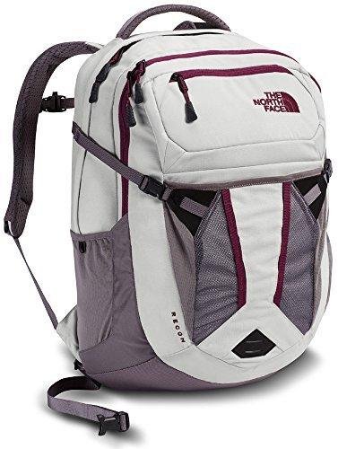 The North Face Women's Recon Backpack - Vaporous Grey Light Heather/Rabbit Grey - One Size [並行輸入品]   B07K1FL7KG