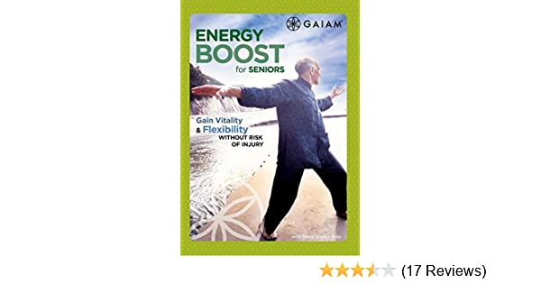 Amazon.com: Energy Boost For Seniors [DVD] [Region 1] [NTSC ...