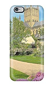 Special Design Back Wells Cathedral Phone Case Cover For Iphone 6 Plus