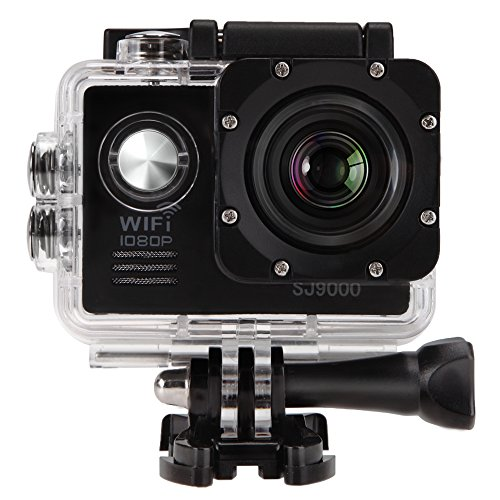 GBB 2.0'' WIFI 12MP HD 1080P 170° Wide Sports Action Came...