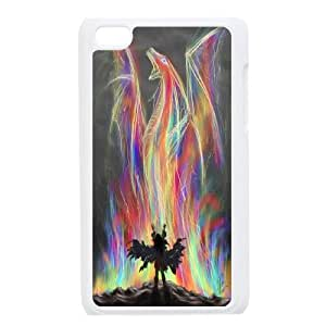 Dragons Pattern Plastic Hard Case FOR IPod Touch 4th TPUKO-Q765872