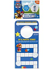 Nickelodeon Paw Patrol Potty Training Reward Kit, Door Hang Version