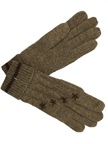 fulaixi 防寒手袋 レディース 暖かい 五本指手袋 ブロック