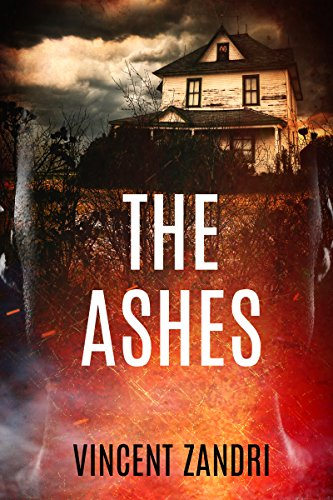 How is he going to get to Rebecca?  He's going to do it through her children…Vincent Zandri's psychological thriller THE ASHES