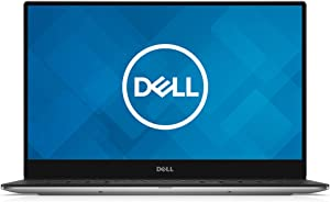 Dell XPS 13.3in XPS 9360 7680SLV QHD+ TouchScreen Laptop - Core i7-7560U, 1TB M.2 SSD, 16GB LPDDR3 RAM, Windows 10 (Renewed)