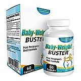 Baby-Weight Buster: Post Pregnancy Weight Loss Supplement (Postnatal / Postpartum)