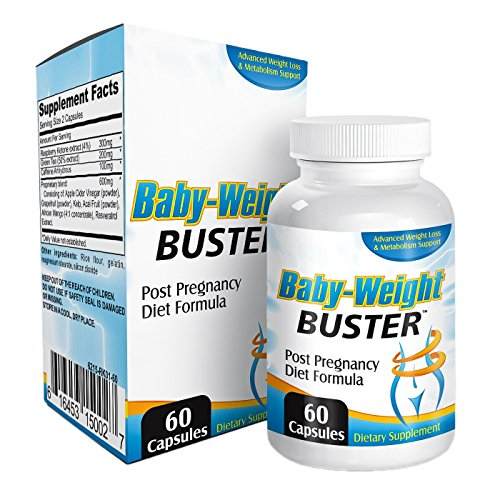 Baby-Weight Buster: Post Pregnancy Weight Loss Supplement