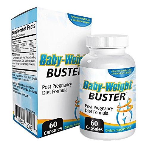 Baby Weight Buster Pregnancy Supplement Postpartum