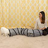PetLike S Way Cat Tunnel Collapsible Pop-up Pet