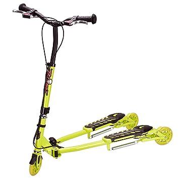 Amazon.com: GQQ Childrens Three-Wheeled Scissors Flash ...