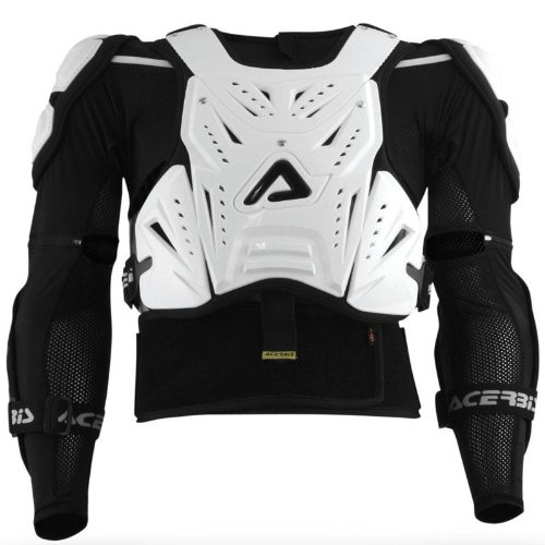Acerbis Cosmo Roost Deflector , Distinct Name: Black, Primary Color: Black, Size: Sm-Md, Gender: Mens/Unisex 2187680001015 - Impact Roost Deflector