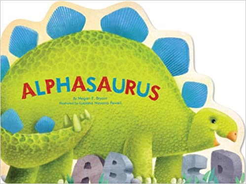 Amazon.com: Alphasaurus (Dinosaur) (9781452107486): Bryant, Megan ...